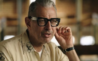 """Countdown to Disney+: """"The World According to Jeff Goldblum"""" Previewed at D23 Expo 2019"""