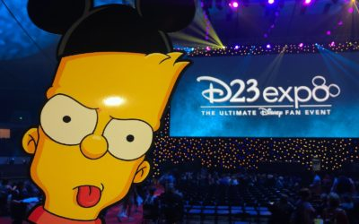 "Countdown to Disney+: ""The Simpsons"" Creative Team Makes Its Disney Debut at D23 Expo 2019"