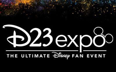 D23 Expo 2021 Announced