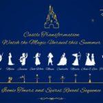 Disney Princess-Inspired Elements Added to Hong Kong Disneyland Castle