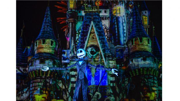 """Disney's Not So Spooky Spectacular"" at Magic Kingdom Park"