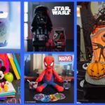 New Disney, Star Wars, Marvel Scentsy Bars and Warmers Coming Soon