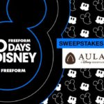 "Enter Freeform's ""30 Days of Disney Sweepstakes"" for a Chance to Win a Trip to Disney's Aulani Resort"