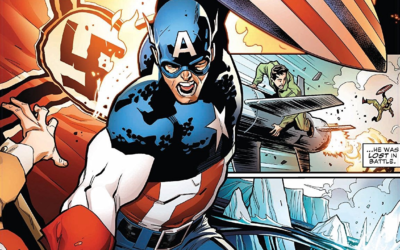 "Essay That Was Critical of America Removed From ""Marvel Comics No. 1000"""