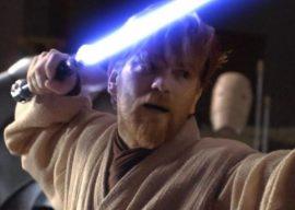 Ewan McGregor to Return to Star Wars for an Obi-Wan Kenobi Series on Disney+