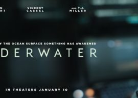 """Fox Debuts First Trailer, Poster for """"Underwater"""""""