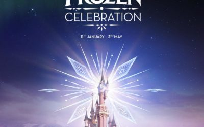 """Frozen Celebration"" Coming to Disneyland Paris in Early 2020"