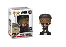 Hondo Ohnaka Funko Pop! Coming to Disney's Hollywood Studios for Star Wars: Galaxy's Edge Opening