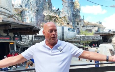 Interview - Disney Parks Chairman Bob Chapek Discusses Star Wars: Galaxy's Edge Opening at Walt Disney World