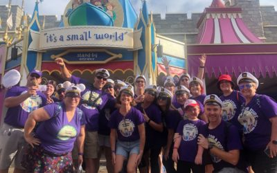 """it's a small world"" Challenge: Delaware Crew Raises Money for the Leukemia and Lymphoma Society"