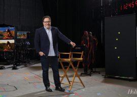 "Jon Favreau Talks ""The Mandalorian"" and Technology with The Hollywood Reporter"