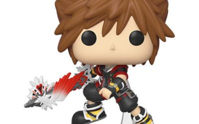 """Kingdom Hearts III"" Funko Pop! Figures Coming Soon"