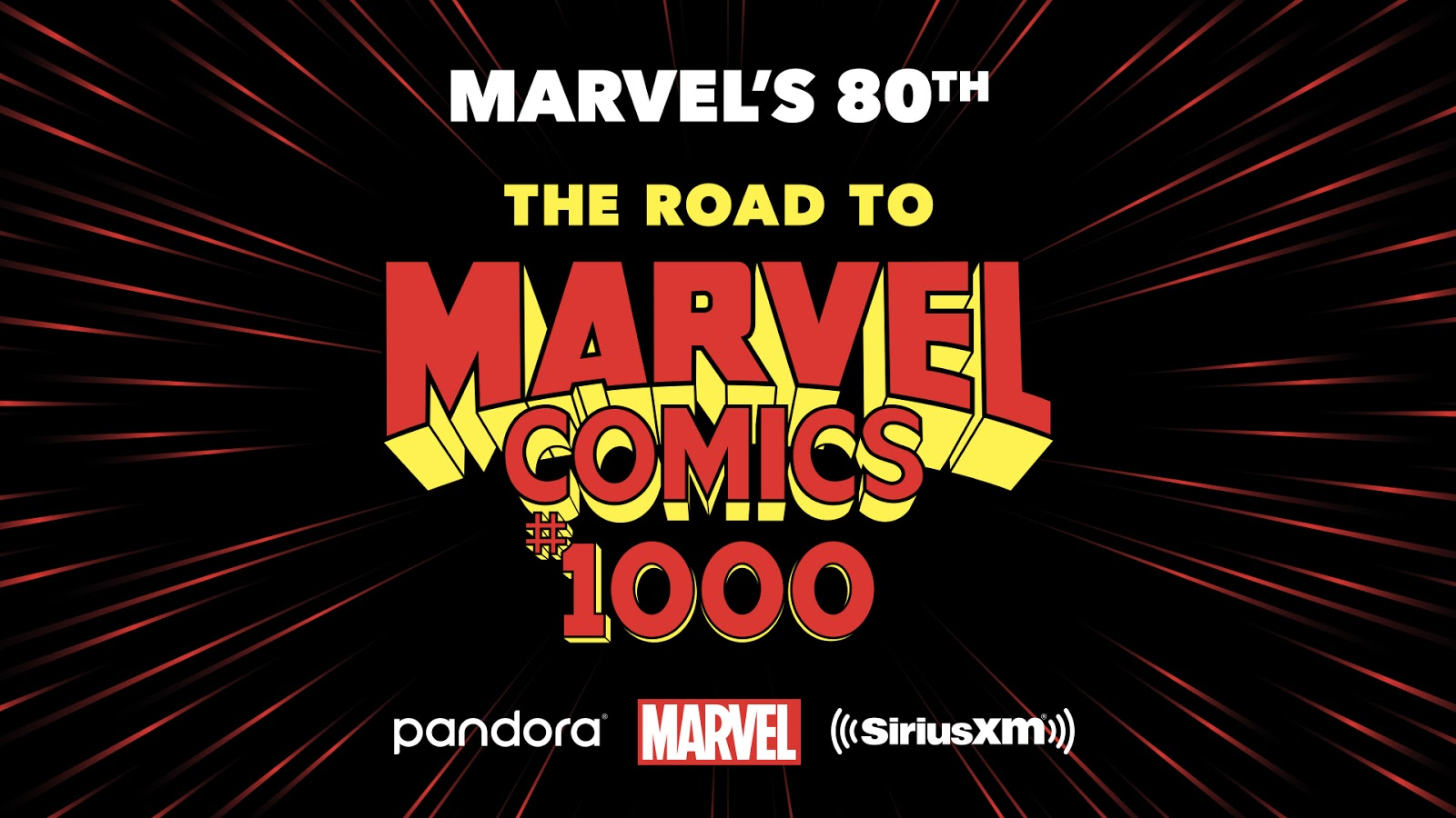 Siriusxm Christmas 2019.Marvel And Sirius Xm To Launch Marvel S 80th The Road To