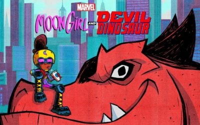 "Marvel's ""Moon Girl and Devil Dinosaur"" Series Ordered at Disney Channel"
