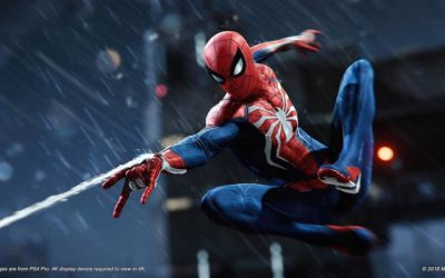 """Marvel's Spider-Man"" Now the Best-Selling Superhero Game of All Time"