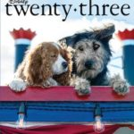 """Disney's Live-Action """"Lady and the Tramp"""" Graces Cover of Disney Twenty-Three"""