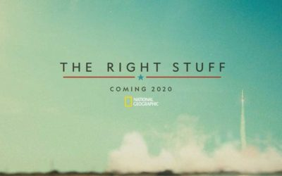 """National Geographic Announces Cast of """"The Right Stuff"""" Coming to D23 Expo 2019"""