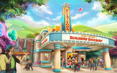 """New Details Announced for """"Mickey and Minnie's Runaway Railway"""" at Disneyland and Disney's Hollywood Studios"""
