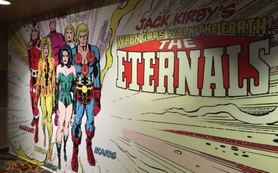 "New ""Jack Kirby's The Eternals"" Experience Open in Walt Disney Presents at Disney's Hollywood Studios"