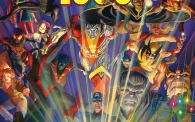 """New Trailer For """"Marvel Comics #1000"""" Celebrates 80 Years of Heroes"""