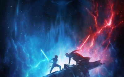 """Star Wars: Rise of Skywalker"" Poster Released by Walt Disney Studios"