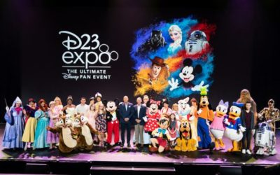 "Recap: D23 Expo Disney Parks Presentation — Epcot, Disney Wish, ""Magic Happens"" and More"