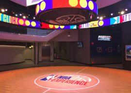 Review - The NBA Experience at Disney Springs in Walt Disney World