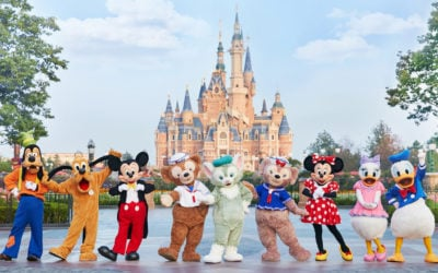 "Shanghai Disney Resort Announces ""Duffy's Heartfelt Moments"" Celebration From September 2-30"