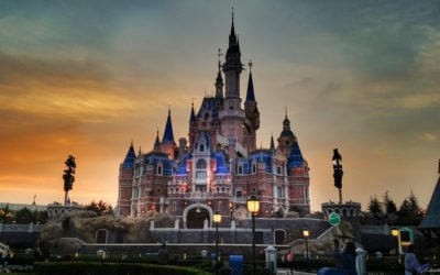 Shanghai Disney Resort to Close August 10 Due to Typhoon Lekima