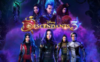 """Soundtrack Review: """"Descendants 3"""""""