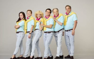 """The Goldbergs"" Head to Disneyland in Season 7 Premiere; Christie Brinkley, Anthony Michael Hall to Guest Star"