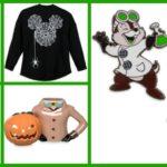 Trick or Treat! New Halloween Merchandise Arrives on shopDisney