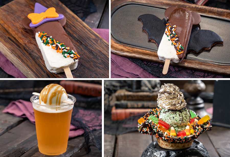 Halloween Time 2019 Offerings at Disney California Adventure Park
