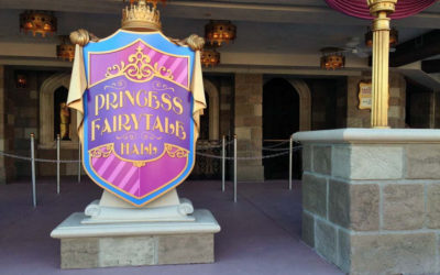 Automated PhotoPass Starts Installation at Princess Fairytale Hall