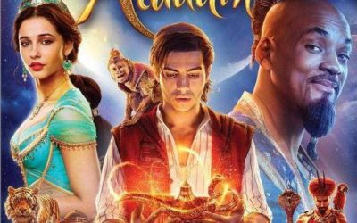 "Blu-Ray Review: ""Aladdin"" 2019 Live-Action"