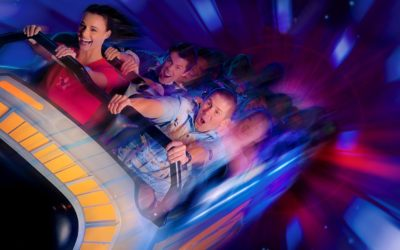 Alaska Woman Reportedly Suing Disneyland After Alleged Space Mountain Head Injury