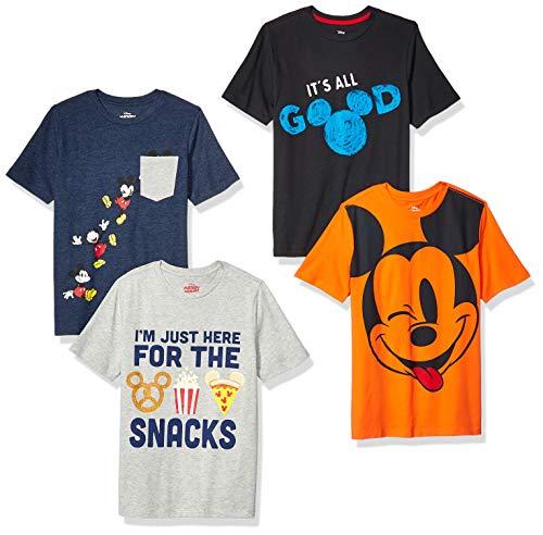 Brand Spotted Zebra Girls Toddler /& Kids 5-Pack Long-Sleeve T-Shirts