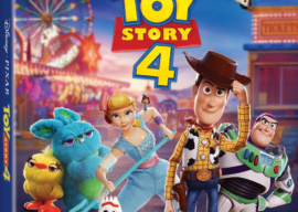 "Blu-Ray Review: ""Toy Story 4"""
