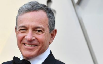 Bob Iger Resigns from Apple Board of Directors Ahead of Streaming Service Launches