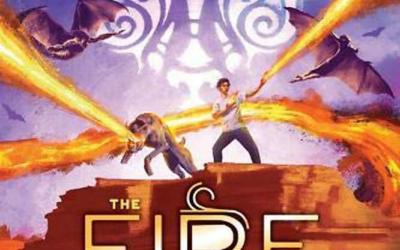 """Book Review – """"The Fire Keeper: A Storm Runner Novel"""""""