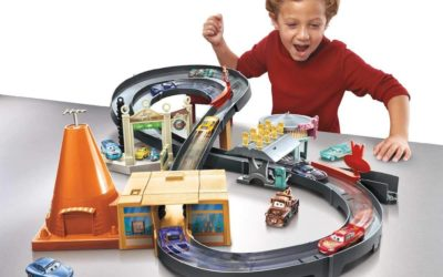 """Celebrate Lightning McQueen Day With New """"Cars"""" Merchandise from Mattel"""