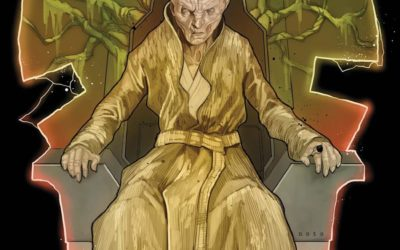 "Comic Review - ""Star Wars: Age of Resistance - Supreme Leader Snoke"""