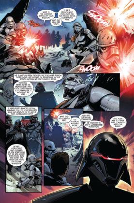 Star wars jedi fallen order comic book