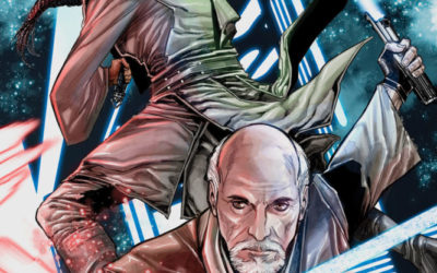 "Comic Review - ""Star Wars: Jedi - Fallen Order: Dark Temple"" #1"