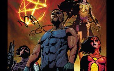 "Comic Review - ""Strikeforce #1"""