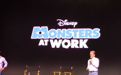 """Countdown to Disney+: """"Monsters at Work"""""""