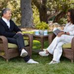"Disney Legend Oprah Winfrey Talks With Disney CEO Bob Iger for ""Super Soul Sunday"""