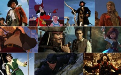 Freeform 30 Days of Disney - Day 10: Disney's Pirate Film Legacy (And Fox, Too!)