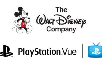 Disney, PlayStation Vue Announce Distribution Agreement