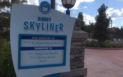 Disney Skyliner: Our Day One Guest Experience (and Time Trials)